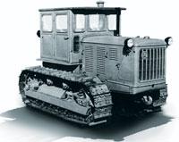бульдозер ЧТЗ Т-130