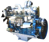 Дизельный двигатель ЧТЗ 3Т 370