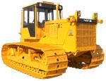 Болотоходный трактор Т10МБ
