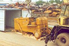 модульная сборка тракторов Б-170 во Вьетнаме