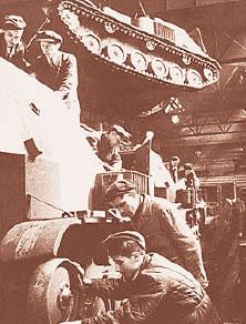 Каждый пятый танк был изготовлен на ЧТЗ