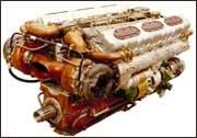 Дизельный двигатель В-58-7 МС производства ЧТЗ